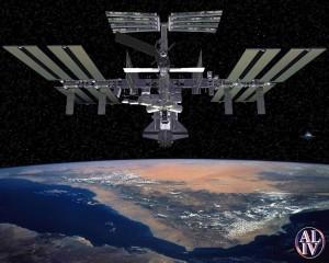 ISS & UFO