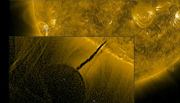 UFO-in-Sun