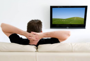 man_watching_television