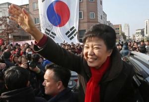 South Korea Elections Park