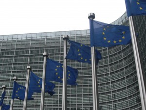 European_Commission_flags