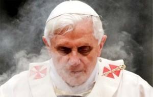Josef-Ratzinger-Pope-Benedict-XVI.-Born-1927.-Mass.-Vatican.-Incense.-1ab.