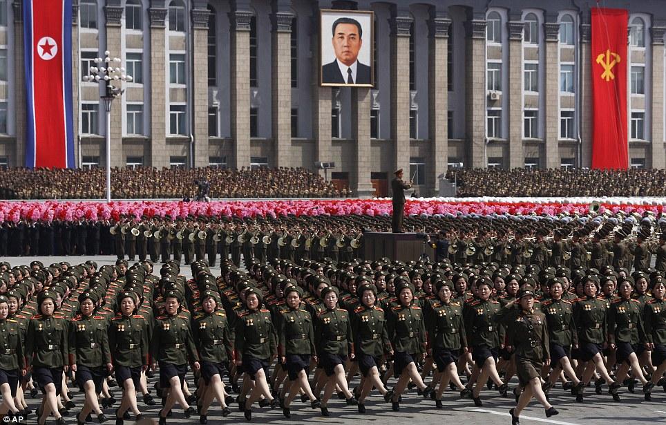 """article 2129975 129A2090000005DC 479 964x615 Põhja Korea """"oht"""" on maailmavalitsejate kokkumäng"""