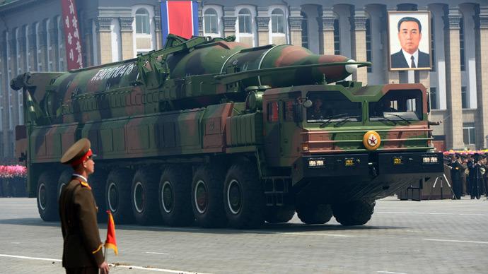"""n. korea threatens   pre emptive   nuclear strike.si  Põhja Korea """"oht"""" on maailmavalitsejate kokkumäng"""