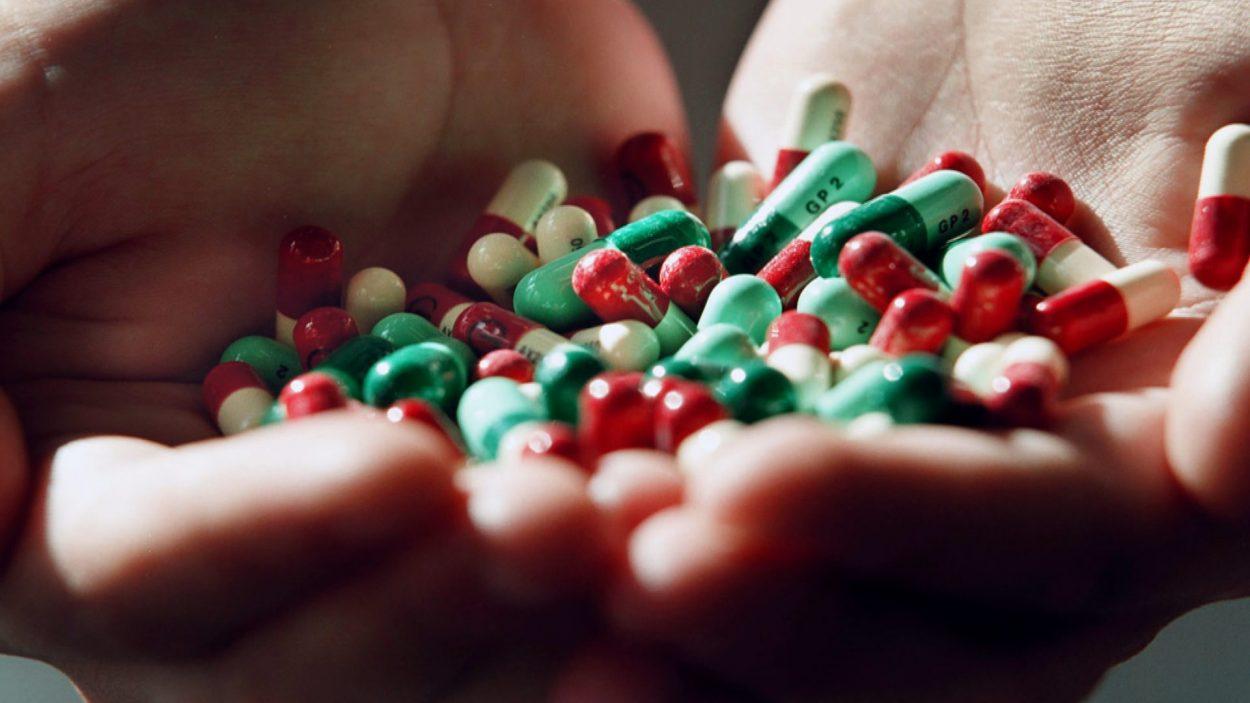 Ajatu: Mis antibiootikume võttes sinuga tegelikult toimub