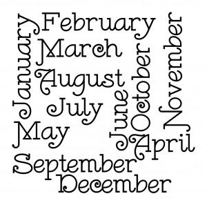 round-calendar-months
