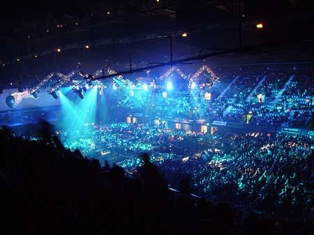 wembley arena2 David Icke: Nõdrameelsete maailm, mida valitsevad hullud