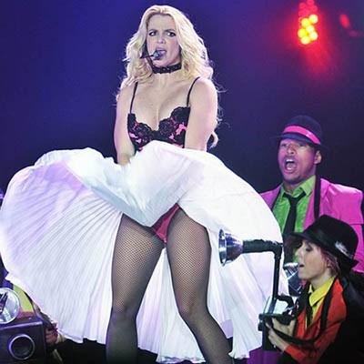 Britney - Merilyni kinnisidee