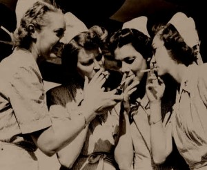 SMOKING-NURSES