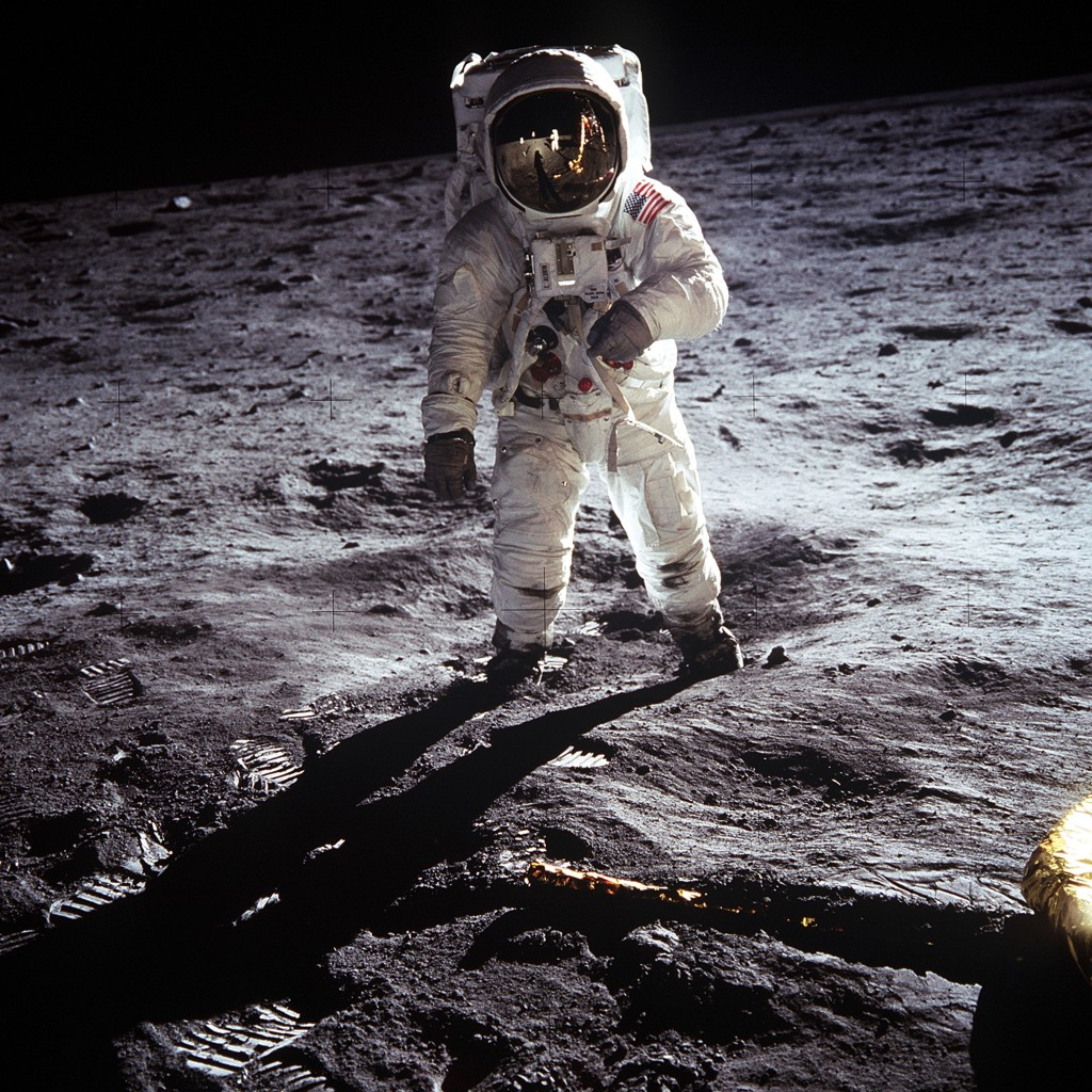 Buzz Aldrin_Apollo_11