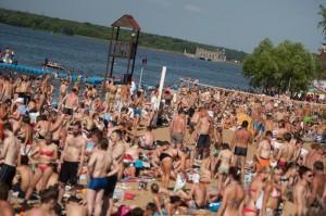 beach moscow