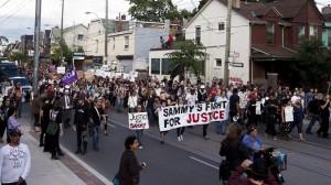 Sammy Yatim Vigil 20130729