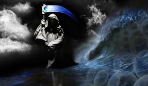 sinine vikatimees