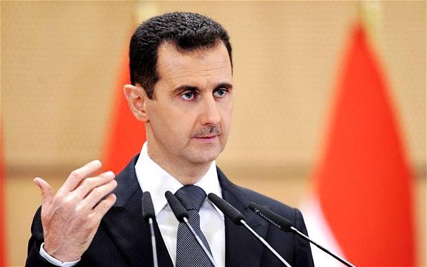 Bashar al Assad su 1925765b Syrian Girl: Globalistid plaanivad Süüria hävitamist