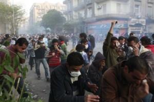 Egyypt violence
