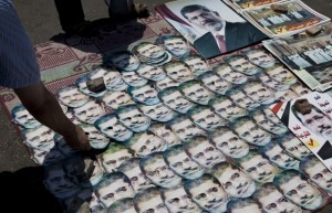 Morsi-mask