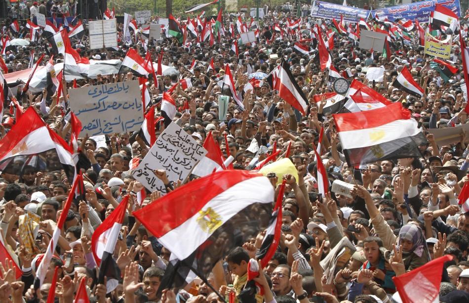 egypt arab spring1 David Icke'i sarkastiline kirjeldus maailmas toimuvast