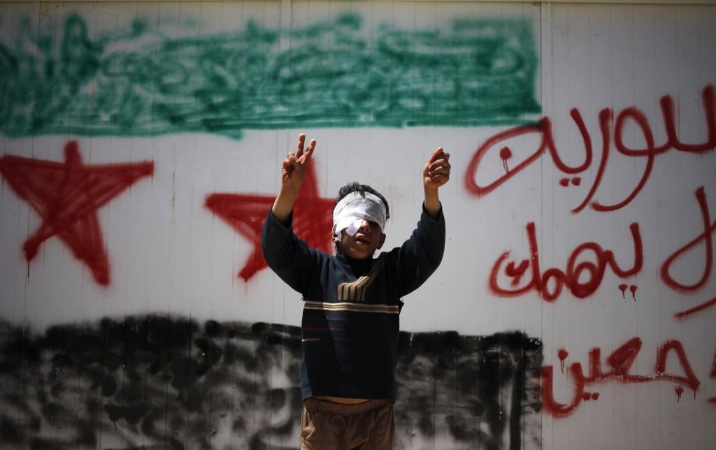 syria refugeejpg d3383b3de9a5b1d3 1024x644 David Icke'i sarkastiline kirjeldus maailmas toimuvast