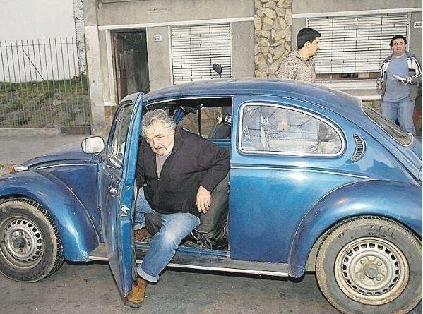 uruguay-president-car
