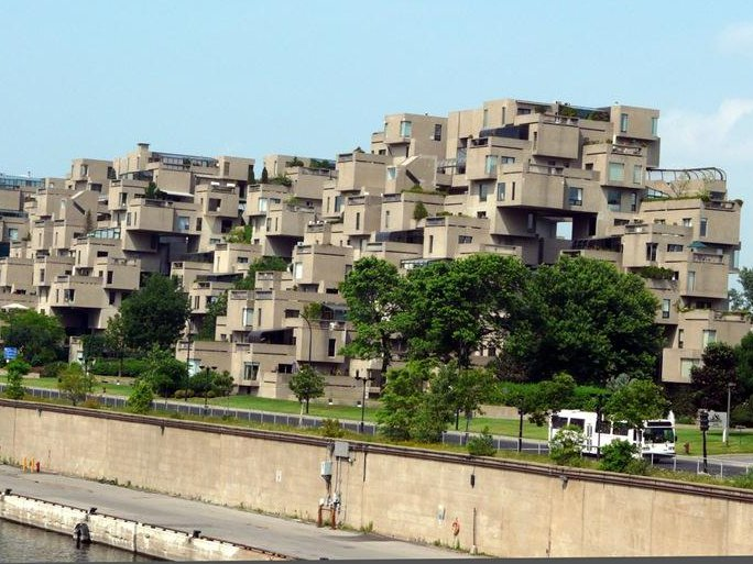 13 33 Worlds Top Strangest Buildings habitat67 Galerii: maailma kõige erilisemad hooned