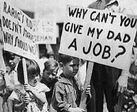 1929 kids protest