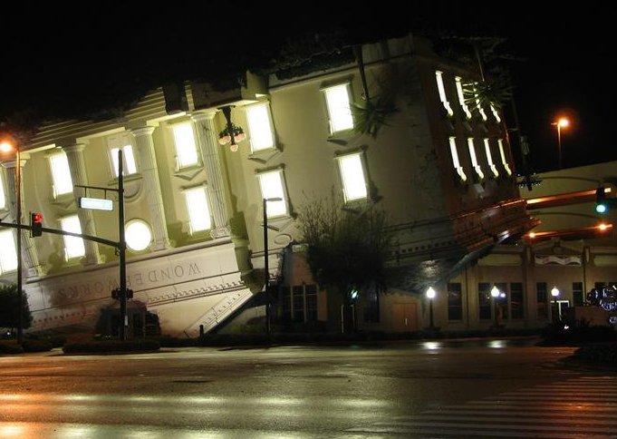 29 33 Worlds Top Strangest Buildings wonderworks Galerii: maailma kõige erilisemad hooned