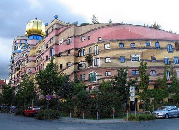 32 33 Worlds Top Strangest Buildings forest spiral Galerii: maailma kõige erilisemad hooned