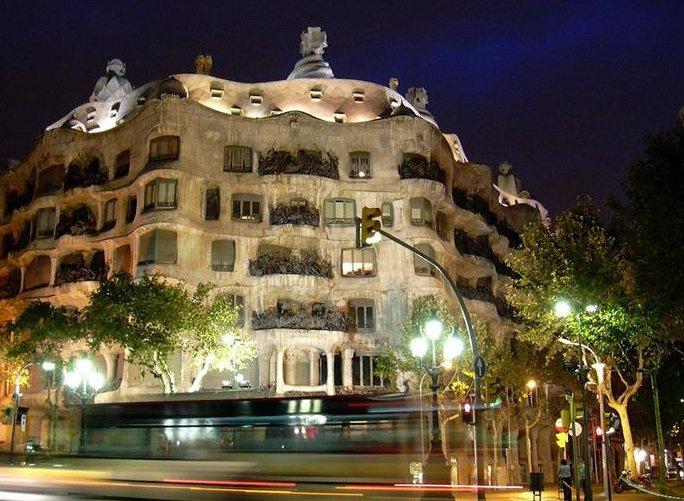 6 33 Worlds Top Strangest Buildings la pedrera Galerii: maailma kõige erilisemad hooned