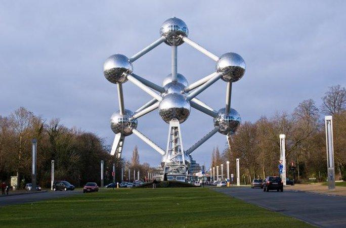 7 33 Worlds Top Strangest Buildings atomium Galerii: maailma kõige erilisemad hooned