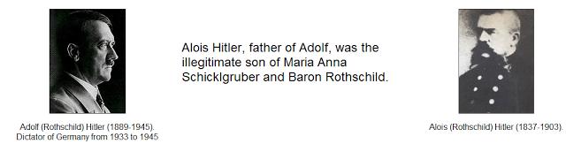 Adolf Rothschild Hitler Kes on Rothschildid: pilguheit eliitperekonna ajalukku, V osa