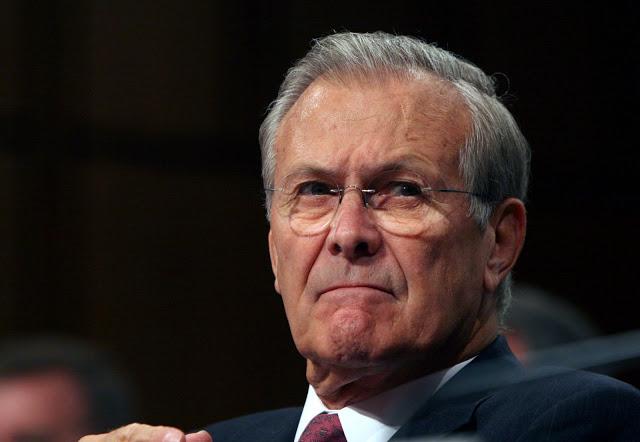 Donald Rumsfeld 9/11 tõelised kahtlusalused: kes võisid olla rünnakute taga?