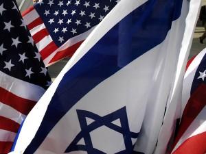 Israel-US-flags1
