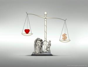 Love_Vs_Money_by_trygothic