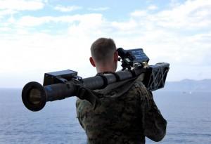 Strait transit exercise aboard USS Boxer