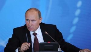 Vladimir Putin's working visit to Primorye Territory