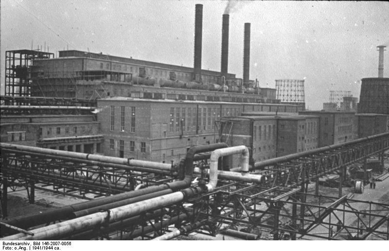 IG-Farbenwerke Auschwitz