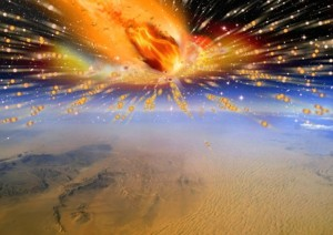 comet-impact-egpyt