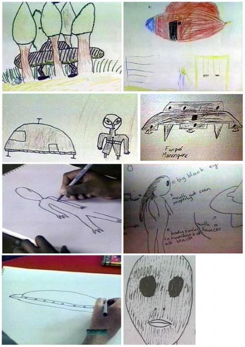 ArielSchoolSketches