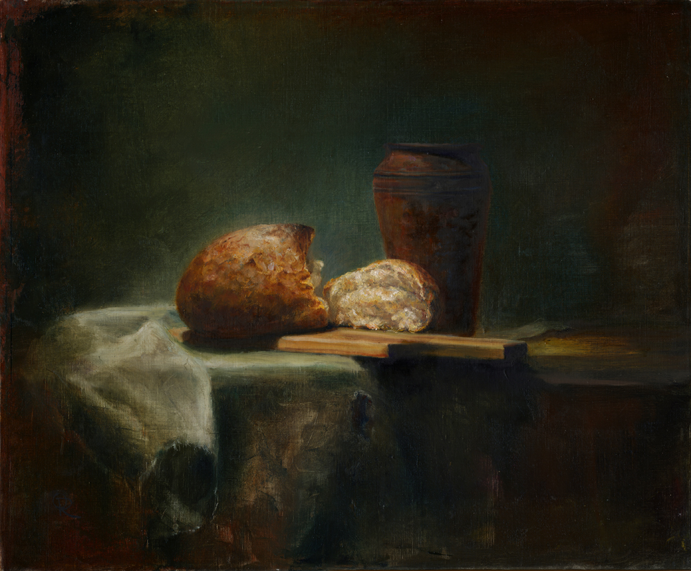 Bread-on-table18x22sm