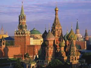 Great-Kremlin-and-Saint-Basil-in-Russia-1