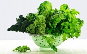 green-vegetables-in-colander