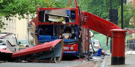 londoni pommitamine