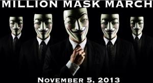 million-mask-march