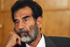 Saddam Hussein Hears Charges Read In Iraqi Court