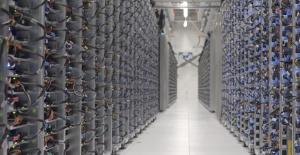 Googles-server-room
