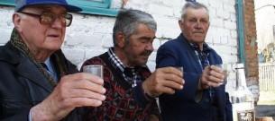 drinking-vodka