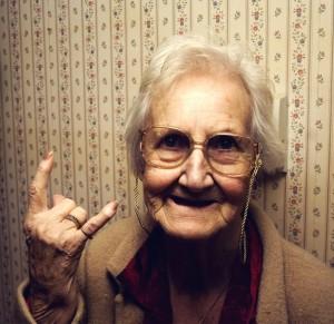 vana naine