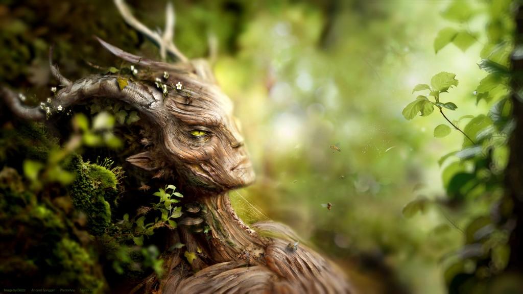 haldja energia metsas