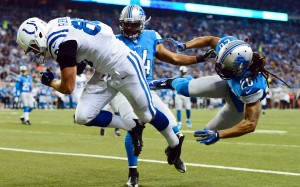 NFL: Indianapolis Colts at Detroit Lions