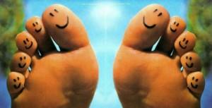 Heppy feet